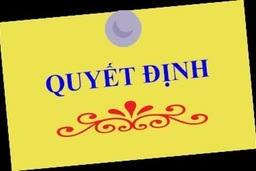 Quyết định của UBND tỉnh v/v phê duyệt Danh mục vị trí việc làm, Bản mô tả công việc và Khung năng lực vị trí việc làm trong các cơ sở giáo dục mầm non, tiểu học, trung học cơ sở, trung học phổ thông công lập tỉnh Nam Định